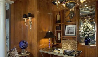 Neoclassic Home Office has it all!