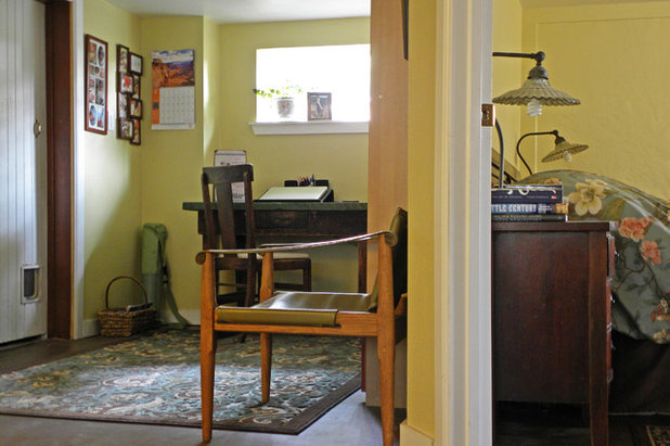 Craftsman Home Office by Sarah Greenman
