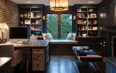 Smarten Up With the 10 Most Popular Home Offices of 2016