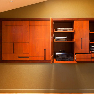 New Wall Cabinet Interior
