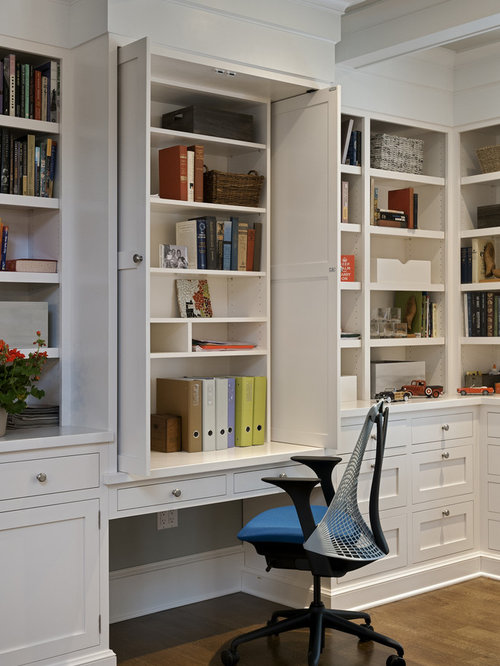 Hidden Desk Ideas Photos Houzz