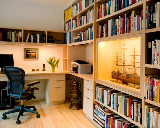 Office Bookshelf Houzz