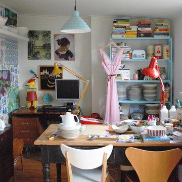 Nina van de Goor's Home - Studio