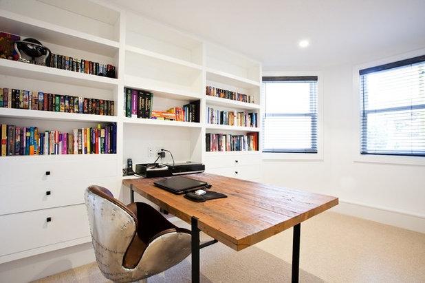 Moderno Despacho by Mason Miller Architect