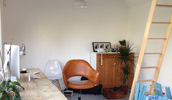 Nordic home office, Muswell Hill