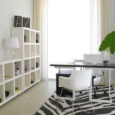 Modern Home Office by Causa Design Group