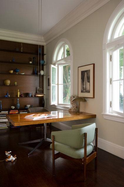 Contemporary Home Office North Bay II, Miami Beach, Florida