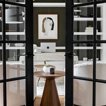 North Dallas Luxe Modern