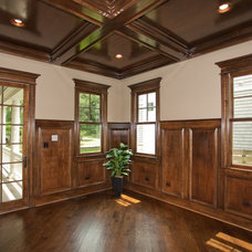 Home Office by Oakley Home Builders