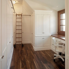 Traditional Home Office by Couture Design Associates