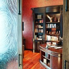 Home Office by Alisa McPheron