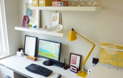 Paperless Home Offices Show Reams of Style
