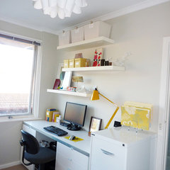 contemporary home office by Atypical Type A