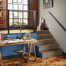 Modern Home Office by BEHR®