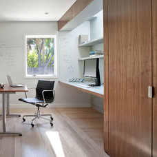Modern Home Office by Blue Truck Studio