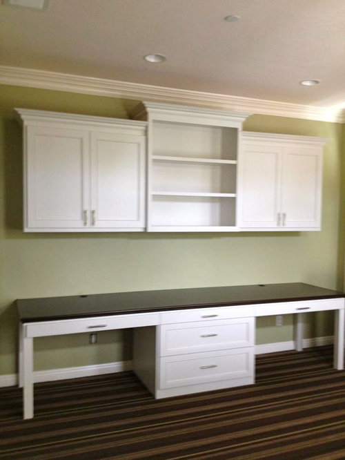 Office playroom combo houzz for Office playroom