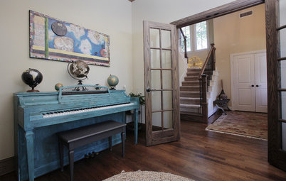 My Houzz: Creative, Collected Craftsman in Dallas