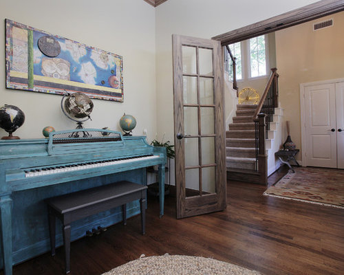 Upright Piano Home Design Ideas Pictures Remodel And Decor