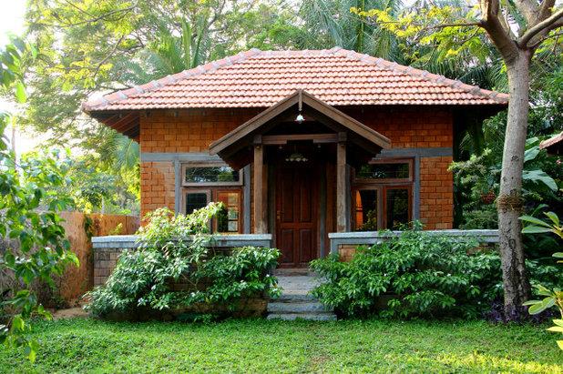 Tropical Home Office by Benny Kuriakose