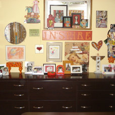 Traditional Home Office by Closet Factory