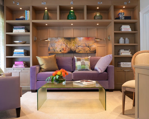 Office With Sofa Home Design Ideas Pictures Remodel And