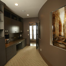 Home Office by Highmark Builders