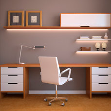 Modern Home Office by Solid Apollo LED