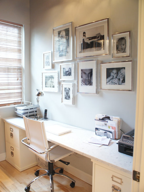 Best Pottery Barn Home Office Design Ideas  Remodel Pictures  Houzz