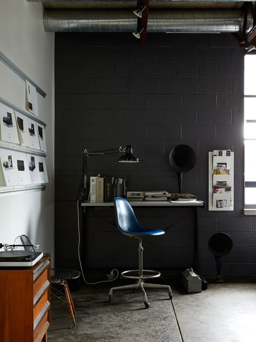 50 Best Industrial Home Office Pictures Industrial Home Office