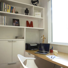 Modern Home Office by studiohw | Heather Weiss
