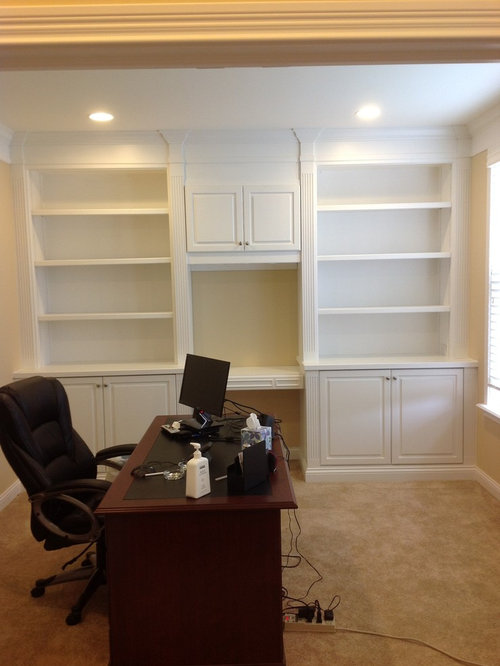 Best Home Office Wall Units Design Ideas  Remodel Pictures  Houzz
