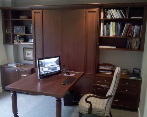 Fine Murphy Bed Desk Ideas Pictures Remodel And Decor Largest Home Design Picture Inspirations Pitcheantrous