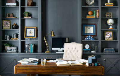 The 10 Most Popular Home Offices on Houzz in 2019