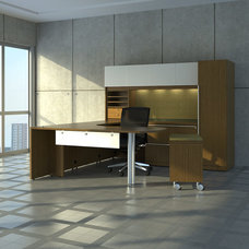 Modern Home Office by RDS Office Furniture