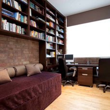 Contemporary Home Office by Increation