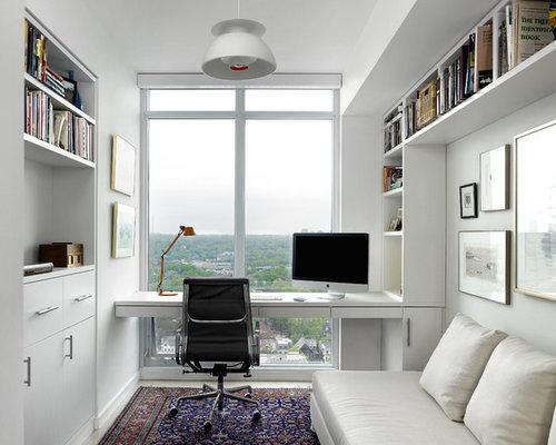 Small Home Office Wohnideen und Einrichtungsideen - HOUZZ