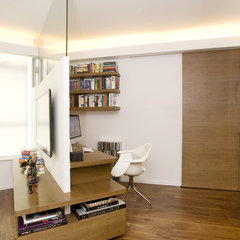 contemporary home office by Clifton Leung Design Workshop
