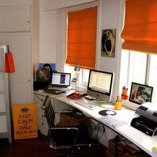 Modern Home Office by Artdecotek & a.d.t Pro