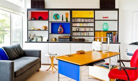 Arbeitszimmer farbgestaltung  Farbgestaltung: Ideen & Tipps