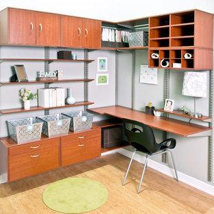 Organized Living freedomRail Cherry Office