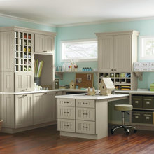 Ideas for sewing room