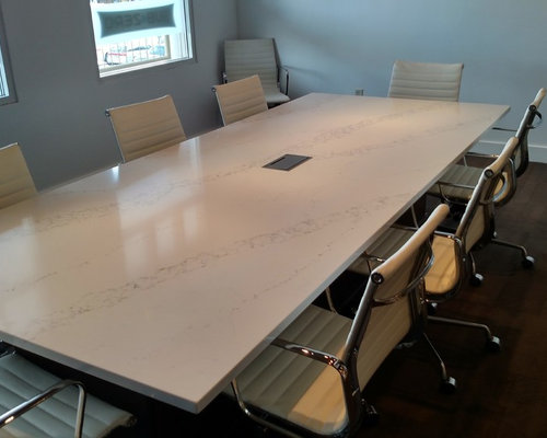 office counter tops. Example Of A Home Office Design In Salt Lake City Counter Tops R