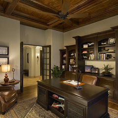 home office by Ownby Design