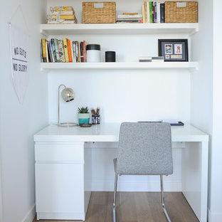 Неиссякаемый источник вдохновения для домашнего уюта: кабинет в скандинавском стиле