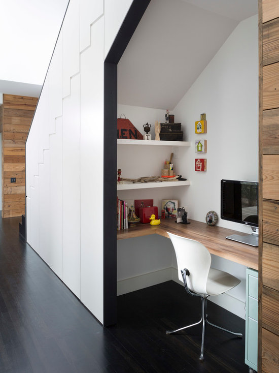 Small Home Office Design Ideas Remodels  Photos - Small home office design