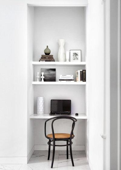 Skandinavisk Arbetsrum by Lisa Petrole Photography