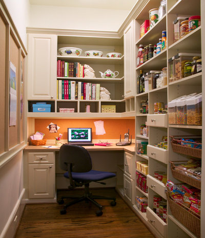 Traditional Home Office & Library by Closet & Storage Concepts - Charlotte