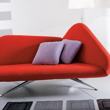 Papillon Sleeper Sofa by Bonaldo
