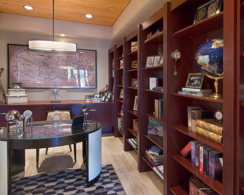 10x10 home office design ideas remodels photos for Office design 10x10