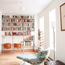 Modern Home Office by Product Bureau LLC